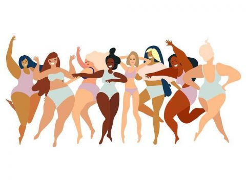 Why The Medias Portrayal Of The Perfect Female Body Is Toxic