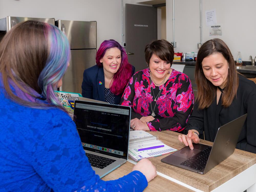 090821 Course cohort women in biz